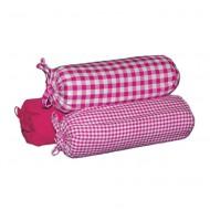 Spannbettlaken pink in 3 Größen  von Taftan
