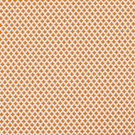Taftan Spannbettlaken Muster orange in  3 Größen
