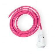 Taj Wood&Scherer Lampenkabel pink