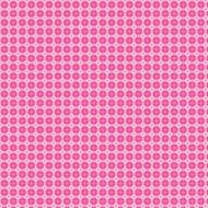 Tapete Retroblümchen pink