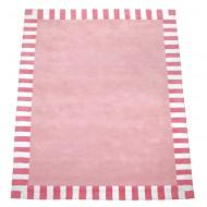 Teppich Rosa mit Steifen Annette Frank: 200x280cm