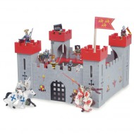 """Le Toy Van Ritterburg """"My First Castle"""" aus Holz"""
