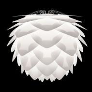 Vita Lampe Silvia in weiß - Durchmesser: 45cm
