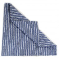 Wingreen Bodenquilt für Wigwam in navyblau