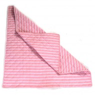 Wingreen Bodenquilt für Wigwam in rosa
