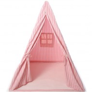 Wingreen Wigwam Spielzelt in rosa