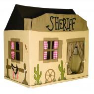 """Wingreen Spielzelt """"Sheriff""""  RESTPOSTEN"""