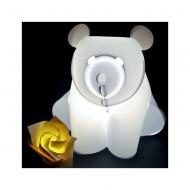Zzzoolight LED Kinderlampe Bär