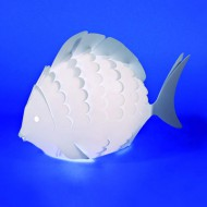 Zzzoolight LED Kinderlampe Fisch