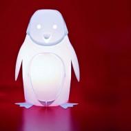 Zzzoolight LED Kinderlampe Pinguin