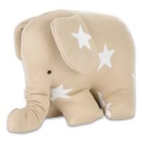 Baby's Only Kuscheltier Elephant Stern beige 30 cm